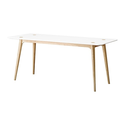 trendig 2013 dining table ikea seats 6 the table top has a durable