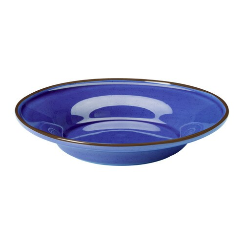 TRIVSAM Bowl , blue Diameter: 9