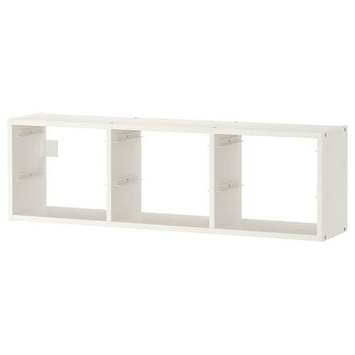 "TROFAST wall storage white 39 "" 8 1/4 "" 11 3/4 """
