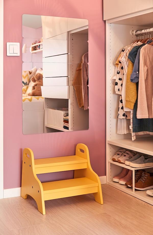IKEA TROGEN Child's step stool