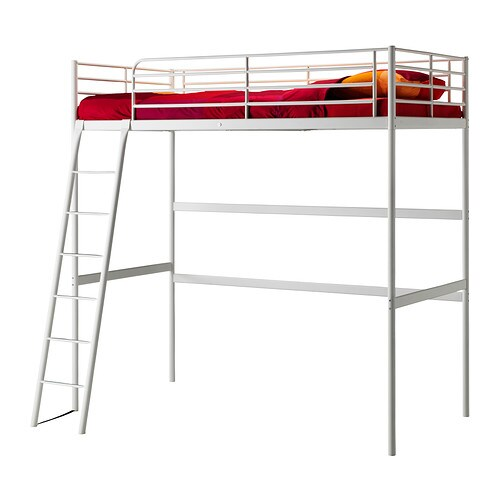 IKEA Metal Loft Bed 500 x 500
