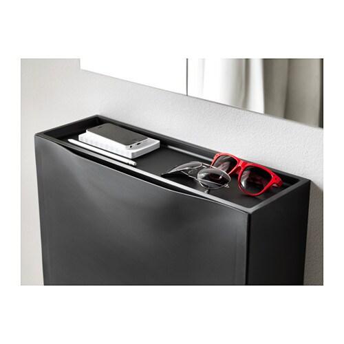 Trones shoe storage cabinet ikea for Ikea schuhkasten