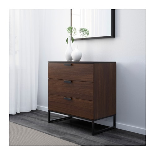 trysil 3 drawer chest review 3