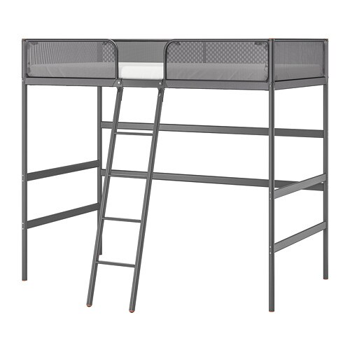 Tuffing Loft Bed Frame Ikea