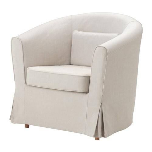 TULLSTA Armchair   Nordvalla beige   IKEA