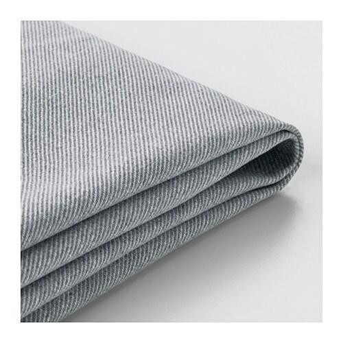 TULLSTA Chair cover, Nordvalla medium gray Nordvalla medium gray
