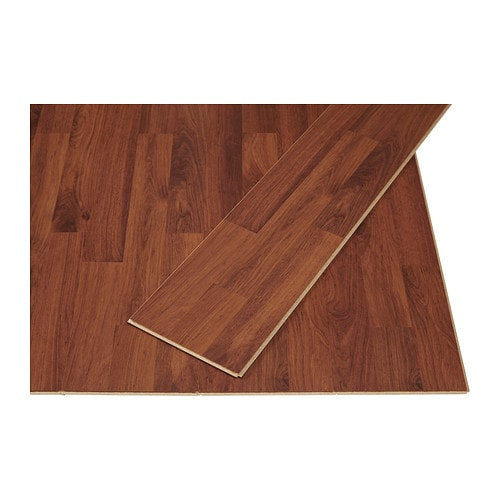 TUNDRA Laminated flooring IKEA Will not fade in sunlight; suitable even for rooms exposed to strong sunlight.