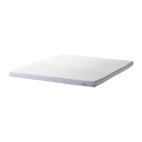 Tuss y mattress topper queen ikea - Matelas ikea 140x200 ...