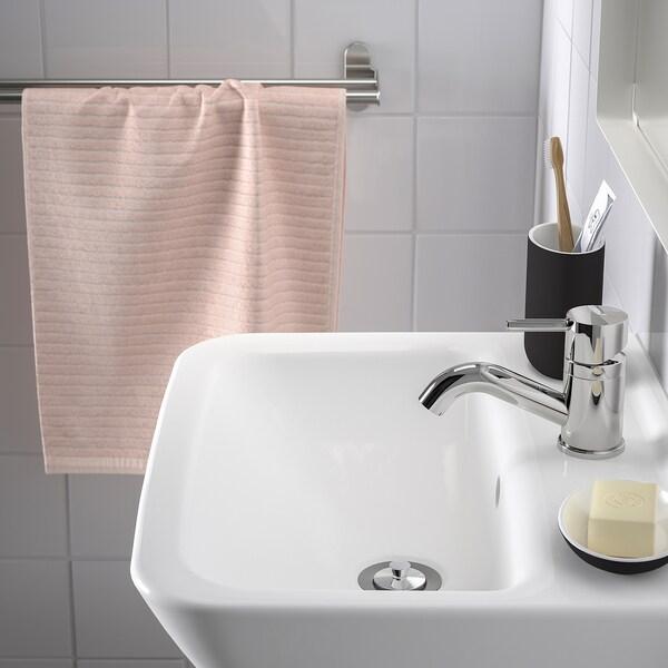 TYNGEN Sink, white/Pilkån faucet