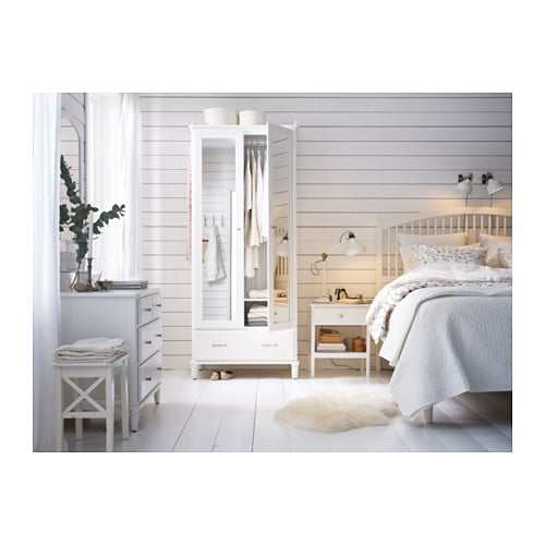 TYSSEDAL Bed frame - Queen, - - IKEA