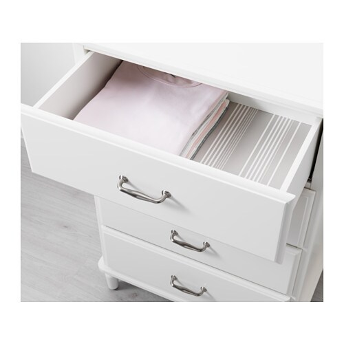 . TYSSEDAL 4 drawer chest   IKEA