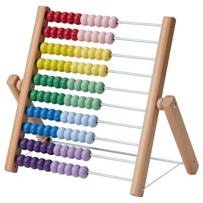UNDERHÅLLA Abacus, multicolor