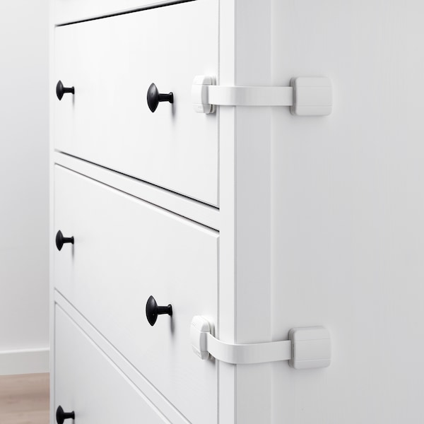UNDVIKA Multi latch, white
