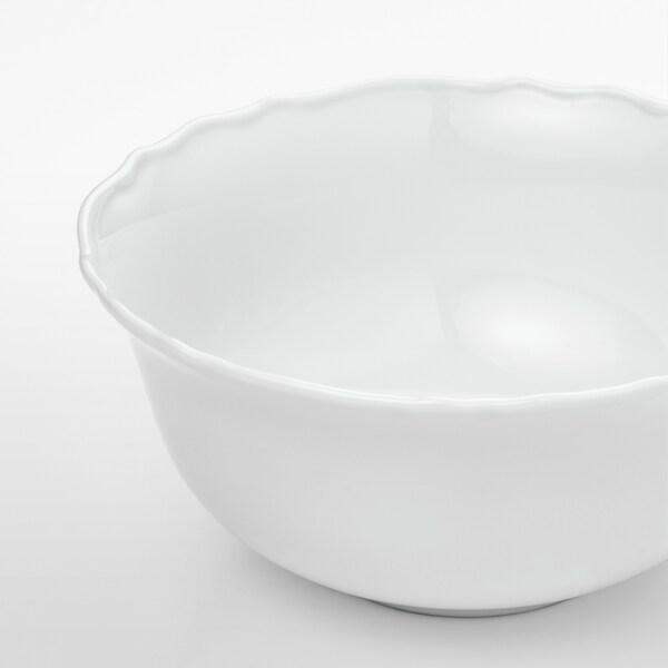 """UPPLAGA Bowl, white, 6 ½ """""""