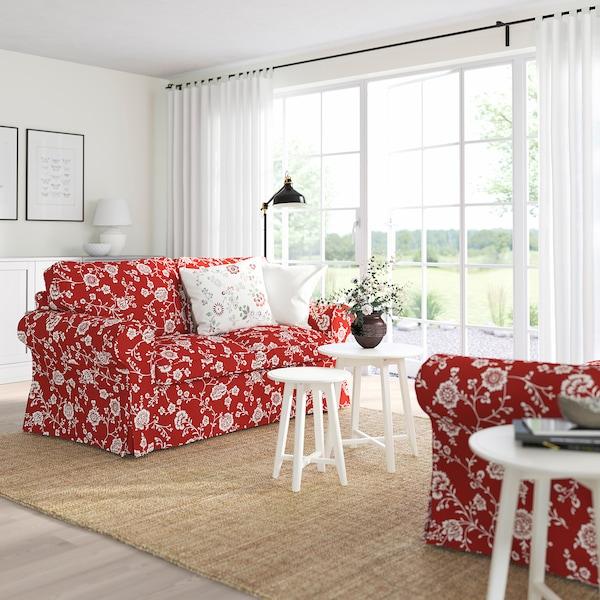 UPPLAND Loveseat, Virestad red/white