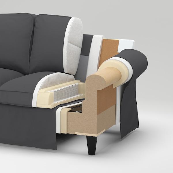 UPPLAND Sofa, Hallarp beige