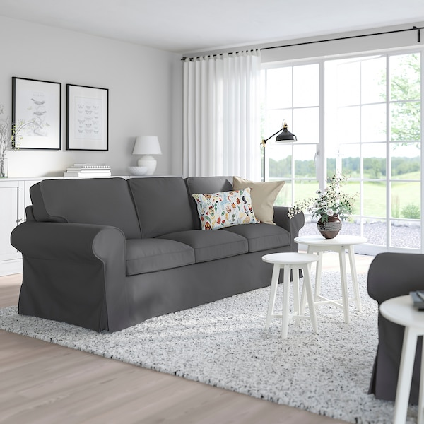 UPPLAND Sofa, Hallarp gray