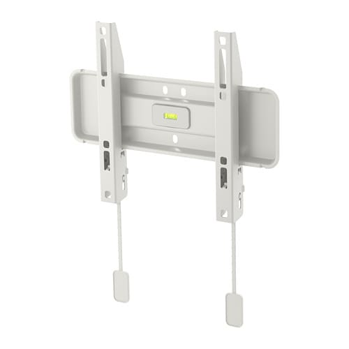 Uppleva wall bracket for tv fixed 19 32 ikea - Support tv mural ikea ...