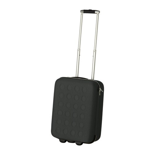 UPPTÄCKA Carry-on bag with wheels - IKEA