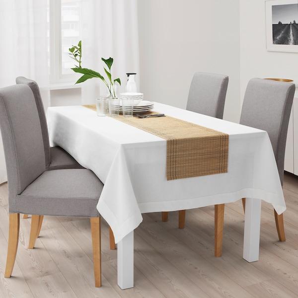 "UTLÄGGA Table runner, seagrass, 14x71 """