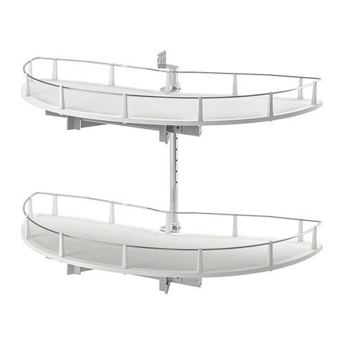 Utrusta Corner Base Cabinet Carousel Kitchen Design