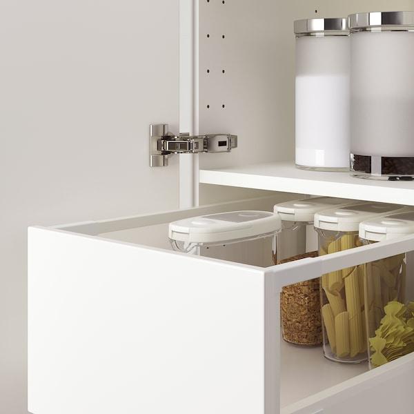UTRUSTA Hinge w b-in damper for kitchen, 153 °
