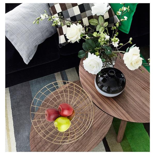 """UTVÄNDIG Decorative bowl, brass color, 12 ½ """""""
