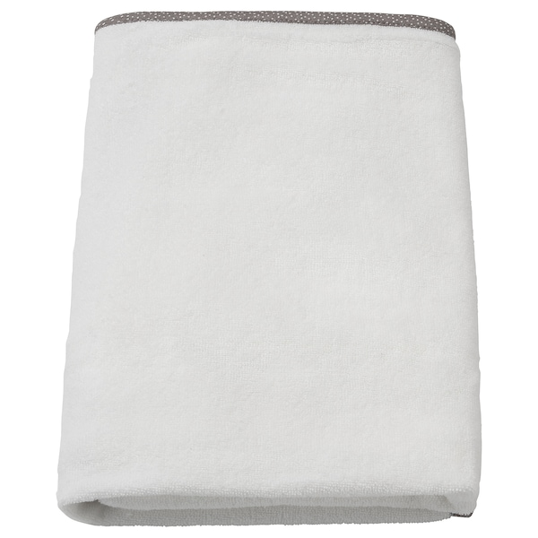 """VÄDRA Cover for changing pad, white, 18 7/8x29 1/8 """""""