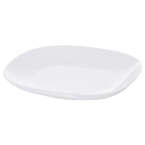 """VÄRDERA plate white 9 ¾ """" 9 ¾ """""""