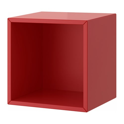 valje wall cabinet red ikea. Black Bedroom Furniture Sets. Home Design Ideas