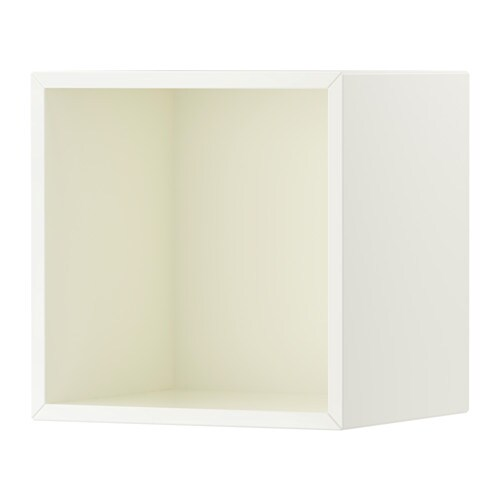 Valje wall cabinet white ikea for 50cm kitchen cabinets