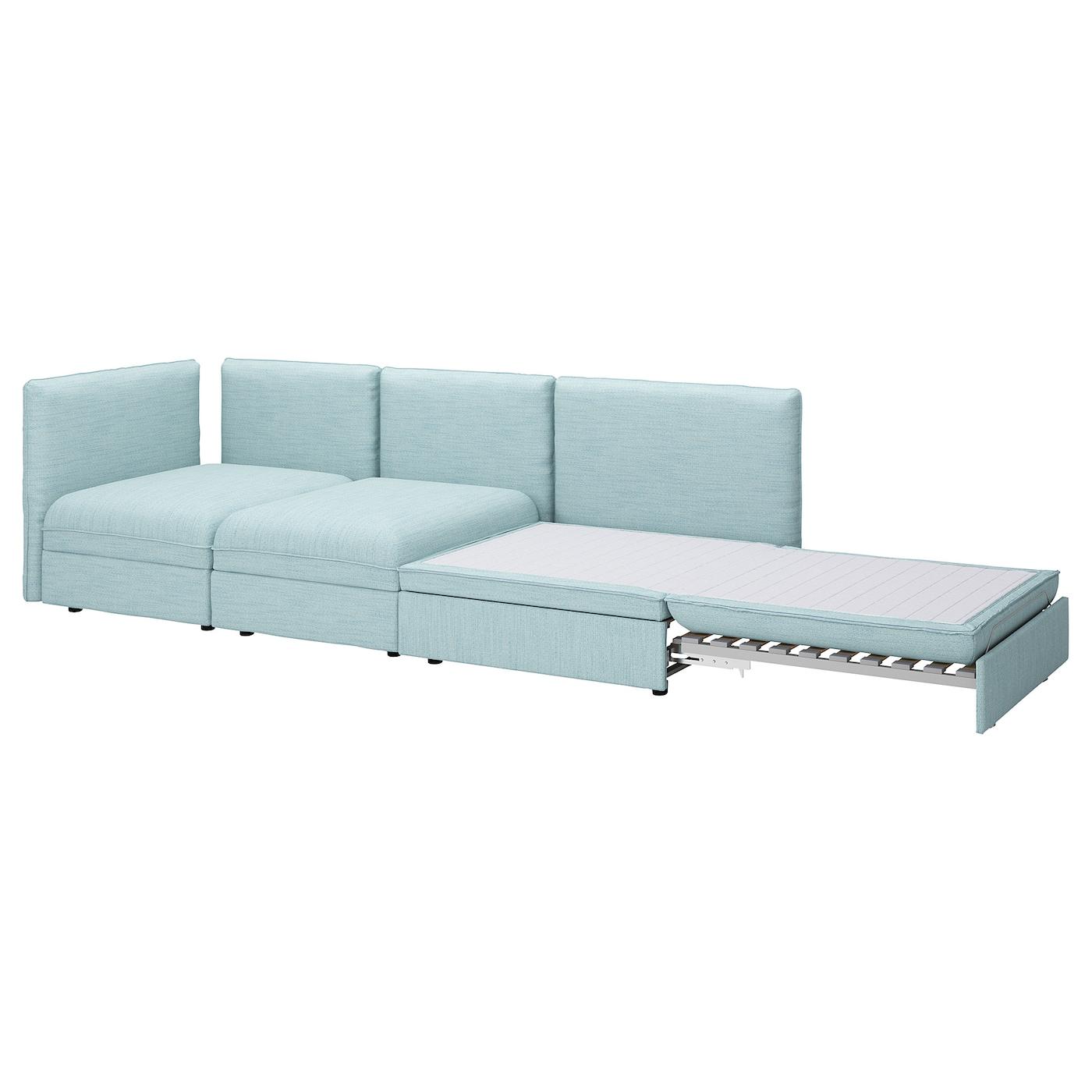 Vallentuna 3 Seat Modular Sleeper Sofa