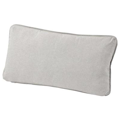 "VALLENTUNA back cushion Orrsta light gray 15 3/4 "" 29 1/2 """