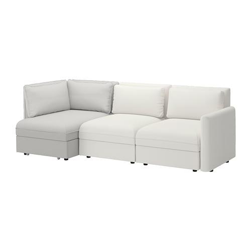 Delicieux VALLENTUNA 3 Seat Modular Sleeper Sofa