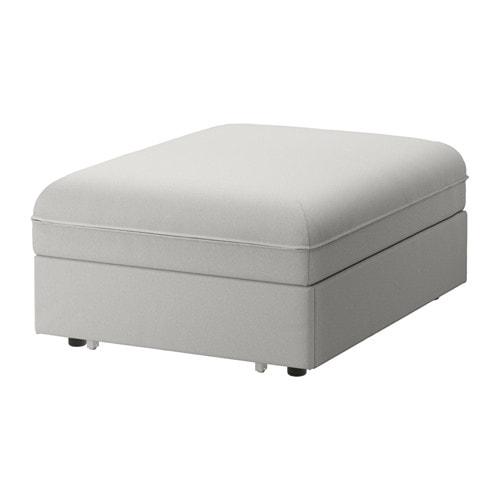 VALLENTUNA Sleeper module, Orrsta light gray Orrsta light gray -