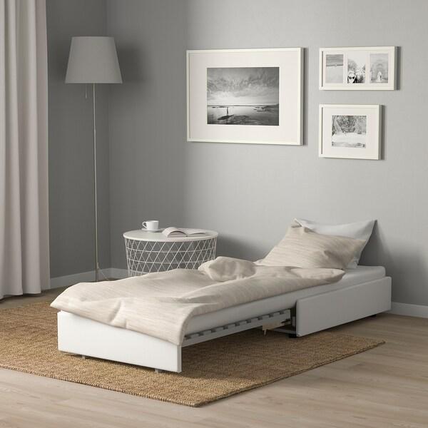VALLENTUNA Sleeper module, Murum white