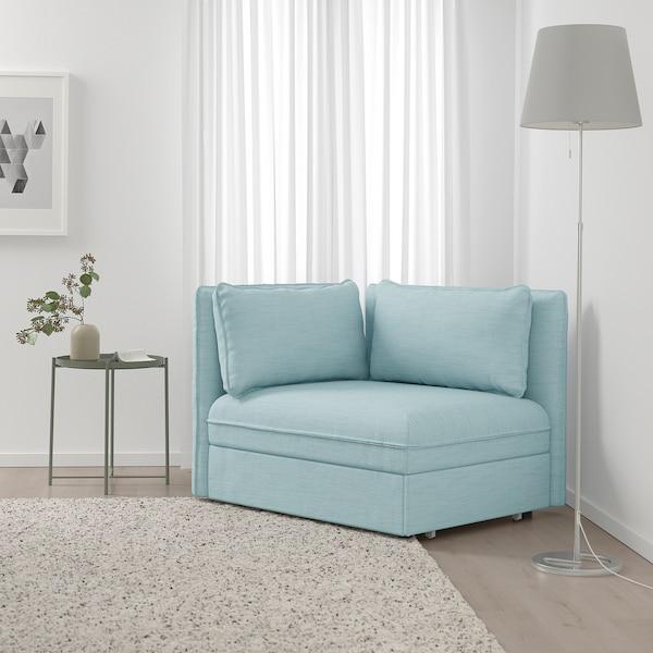 IKEA VALLENTUNA Sleeper module with backrests
