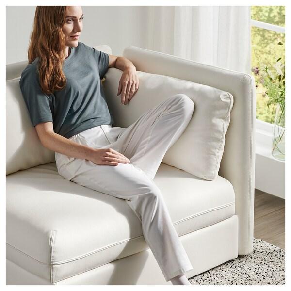 Excellent Sleeper Module With Backrests Vallentuna Murum White Frankydiablos Diy Chair Ideas Frankydiabloscom