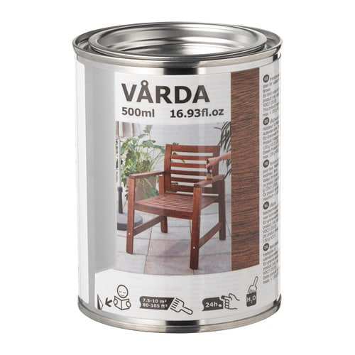 VÅrda Wood Stain Outdoor Use