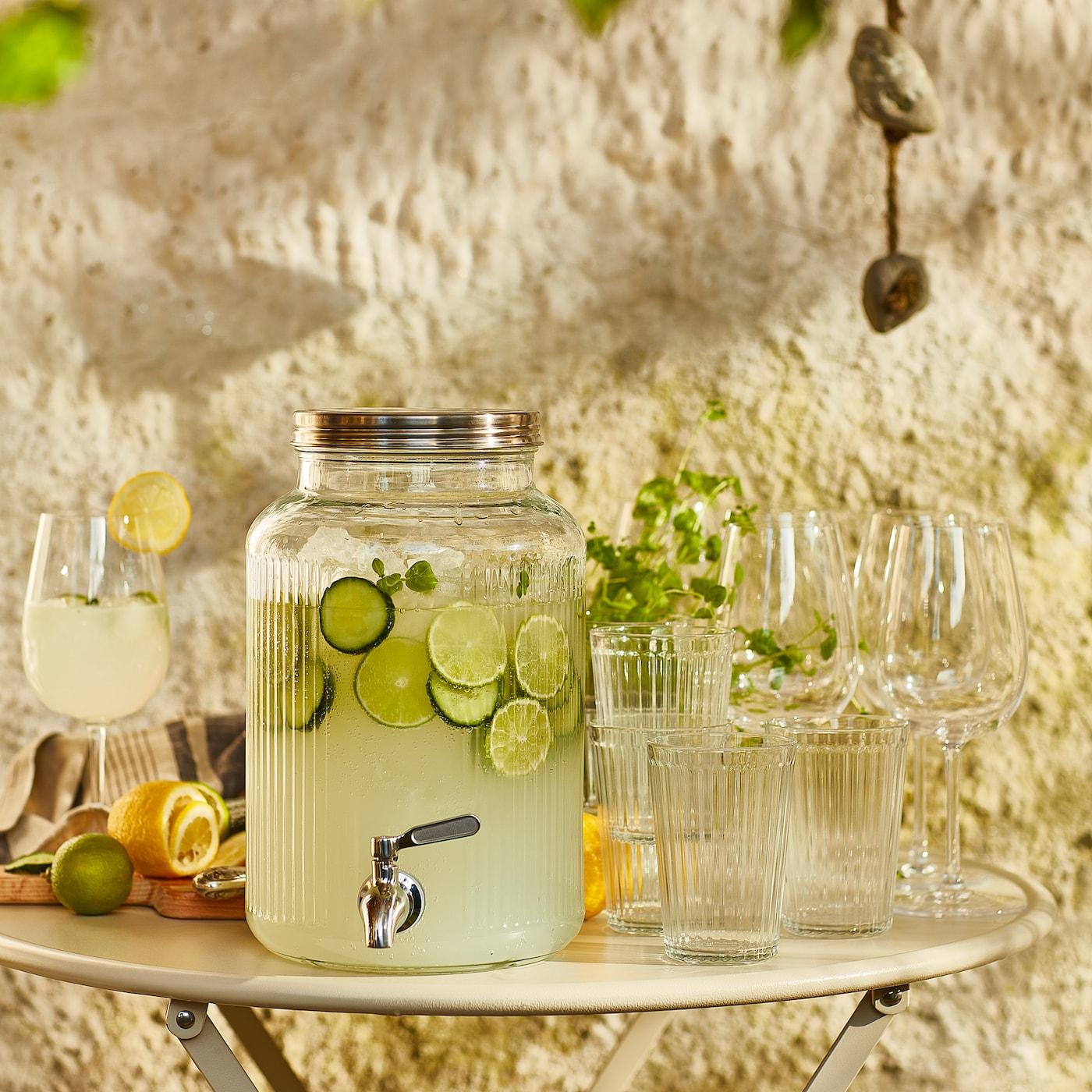VARDAGEN Beverage dispenser - IKEA