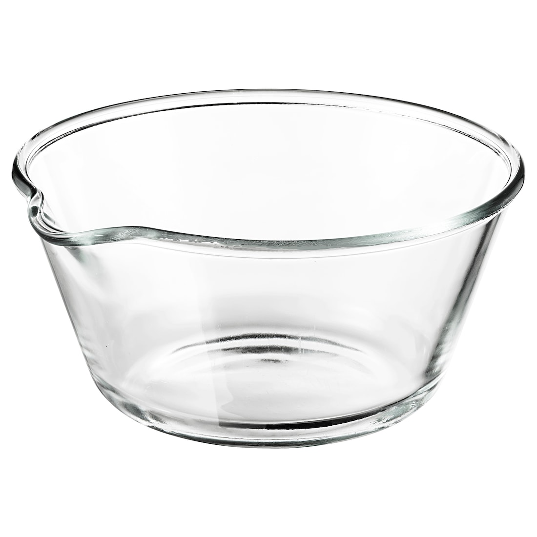 Image of Glass mixing bowl