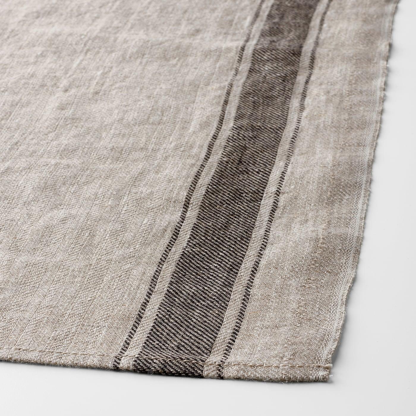 """VARDAGEN Dish towel, beige, 20x28 """""""