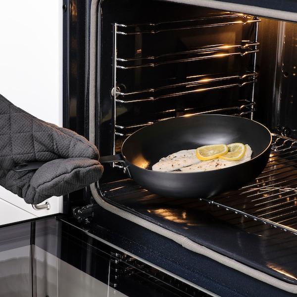 """VARDAGEN Frying pan, carbon steel, 9 """""""