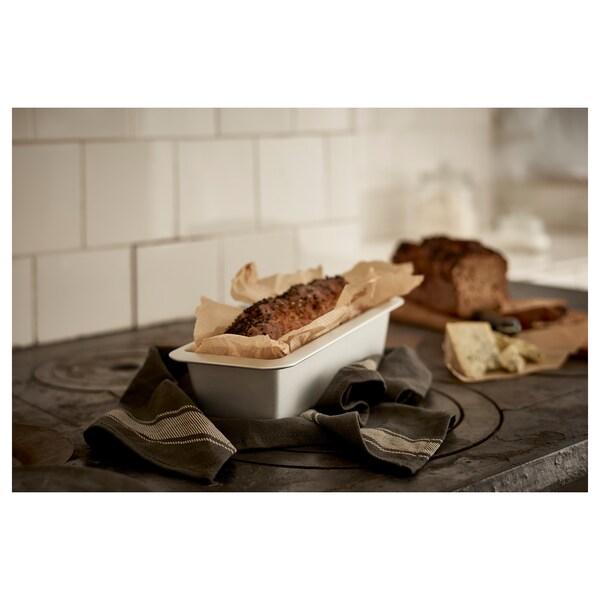 VARDAGEN Loaf pan, silver color, 1.9 qt