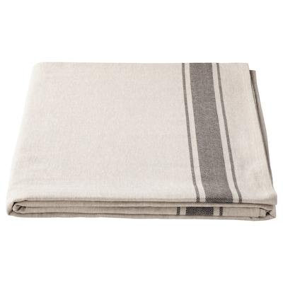 """VARDAGEN Tablecloth, beige, 57x126 """""""