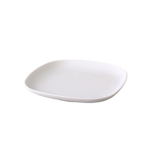 VÄRDERA Side plate, white