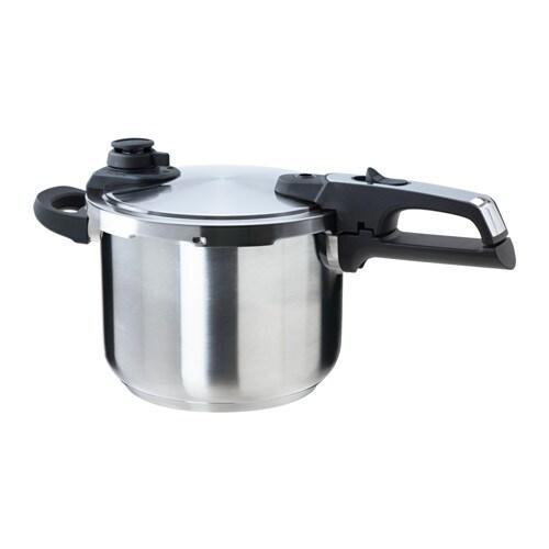VÄRDESÄTTA Pressure cooker, stainless steel