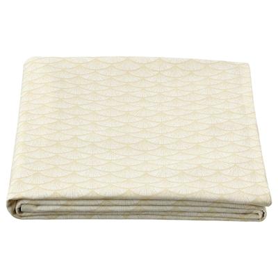 "VÅRFINT Tablecloth, beige, 57x94 """