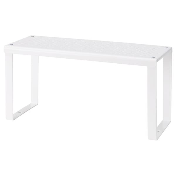 "VARIERA Shelf insert, white, 12 5/8x5 1/8x6 1/4 """