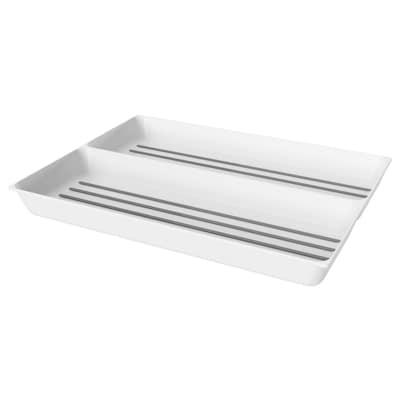 "VARIERA Utensil tray, white, 15x20 """